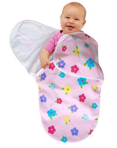 Конверт-пеленалка для новорожденного