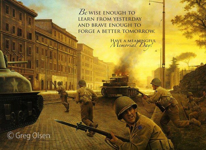 memorial day quotes lds