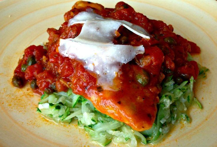 Chicken-Zucchini-Marinara-with-CapersChicken-Zucchini-Marinara-with ...