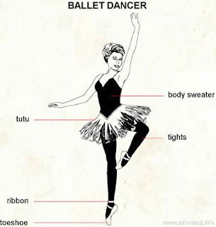 Anatomy of a dancer