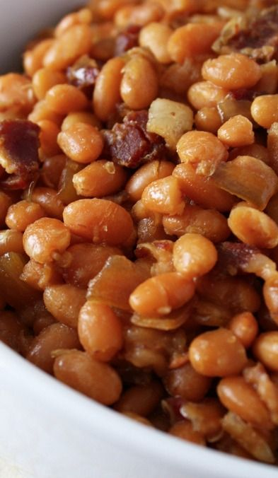 ... baked beans barbecue baked beans mom s baked beans i recipe yummly