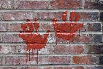 How To Remove Paint Splatters On Brick