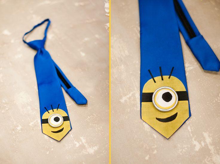 minion tie minions