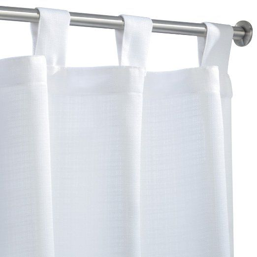 Done interdesign forma constant tension curtain rod 19 inch to 30