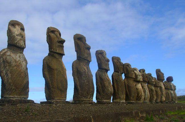 Isla de Pascua Island Chile