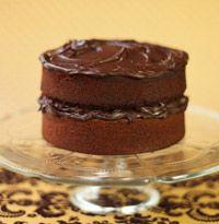 Chocolate dessert recipes: Tom Aikens' Divine Chocolate Fudge Cake ...