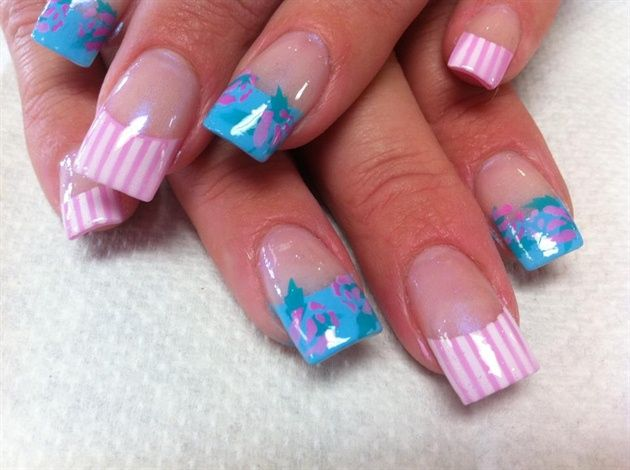 Shabby or Chic? | NAIL DESIGNS | Pinterest