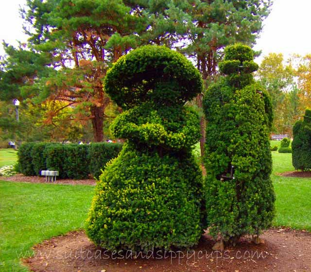 Topiary Garden Awesome Gardens Pinterest
