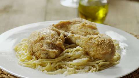 My Mom's Parmesan Chicken Allrecipes.com   Let's Eat!   Pinterest