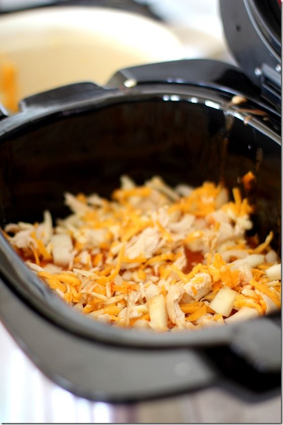 Slow Cooker Enchiladas | mmmmm..... | Pinterest