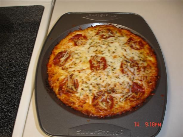 Impossibly Easy Pizza Pie... I doubled the recipe and used a 9X13. I ...