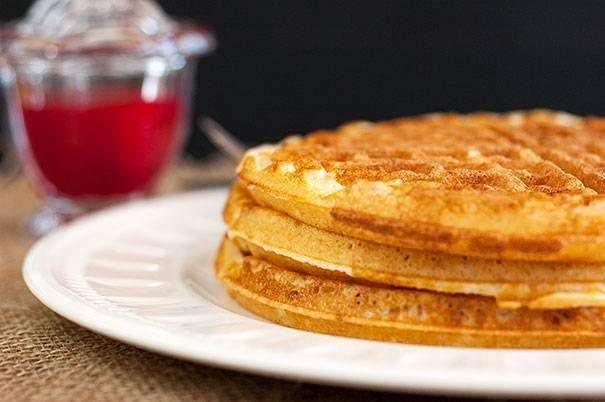Insanely Good Waffles | Recipe