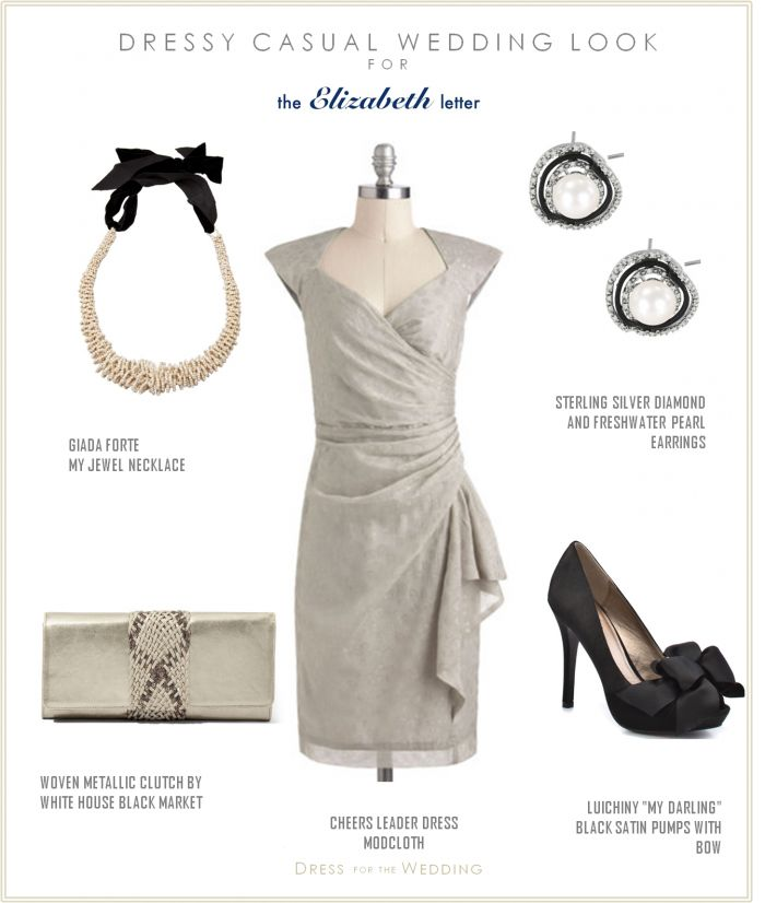 Gray wedding guest dress for Grey dress wedding guest