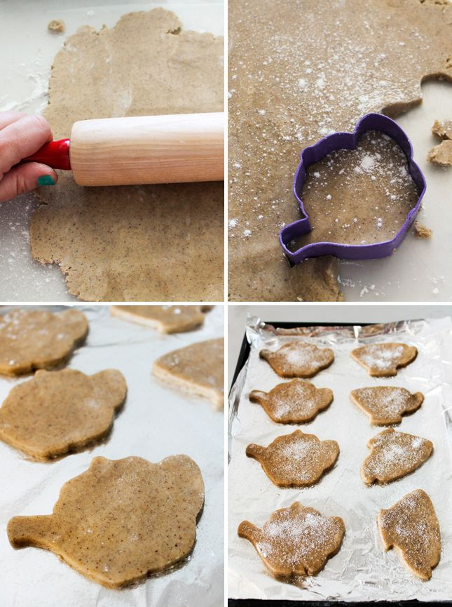 Chai Tea Sugar Cookies from Brit + Co. would be a spicy treat for ...