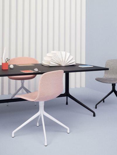 ... Zittenblijvers: stoelen voor aan de eetkamertafel : ELLE Decoration NL