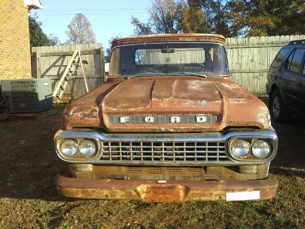 1960 ford f100 parade lap pinterest. Cars Review. Best American Auto & Cars Review
