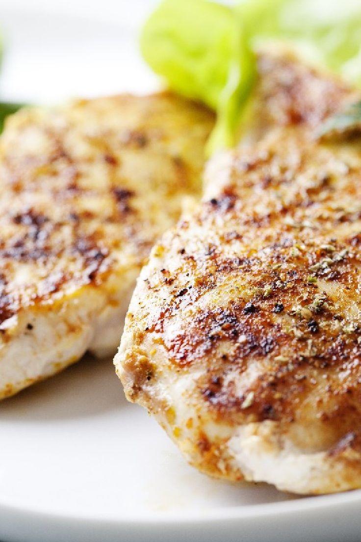 Eric's Easy Grilled Chicken Recipe   Chicken Recipes   Pinterest