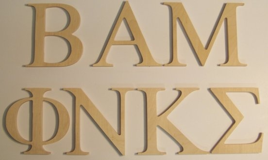 pinterest discover and save creative ideas With wooden greek letters hobby lobby