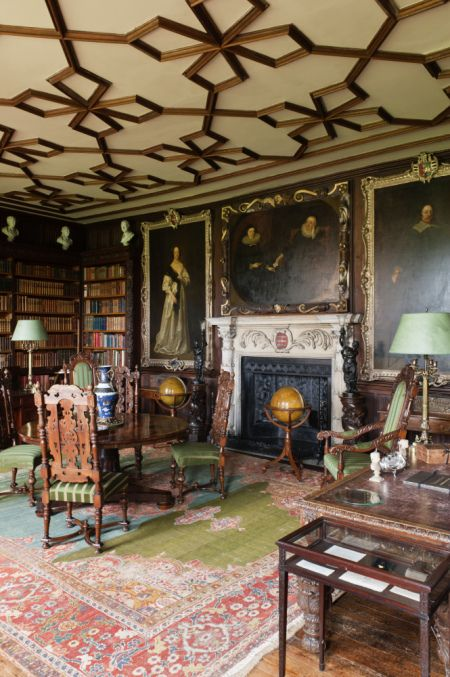By JoAnne Orton On British Isle Castles Manor Homes And Gardens