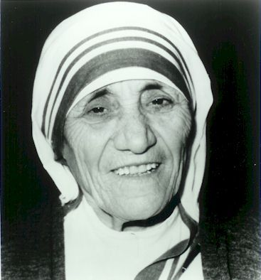 Her life was remarkable. True unselfishness.