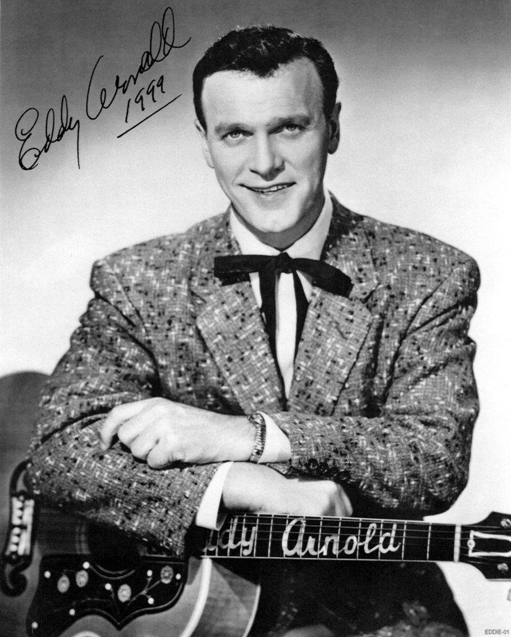 Eddy Arnold - Lonely Again