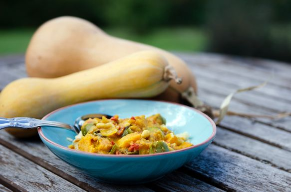 Butternut Squash, Chickpea and Coconut Curry « Food-Fitness-FreshAir