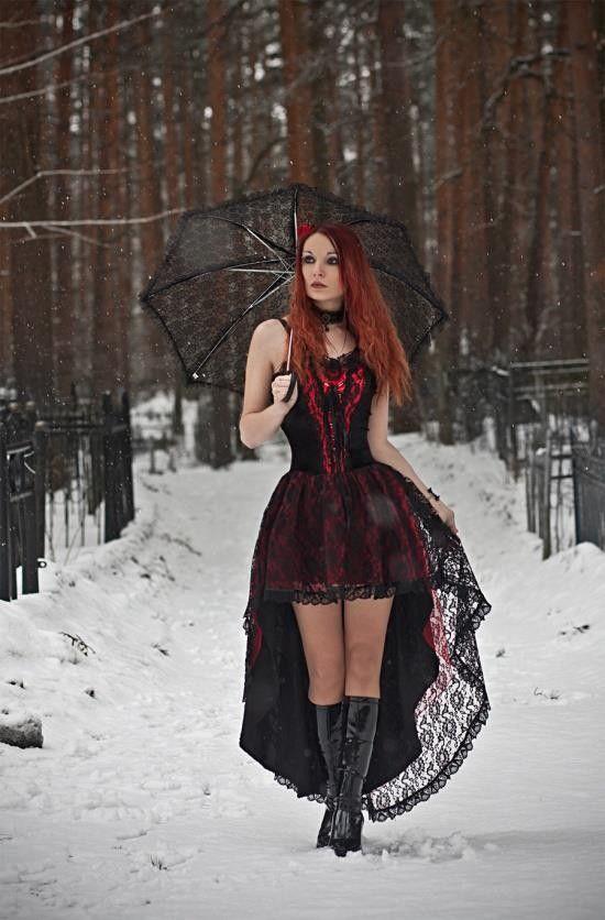 Goth Punk Emo Gothic Fashion Pinterest