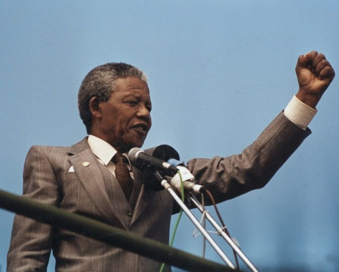nelson mandela apartheid essays