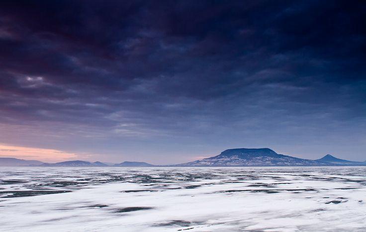 Lake Balaton In The Winter Hungary Photos I Like By