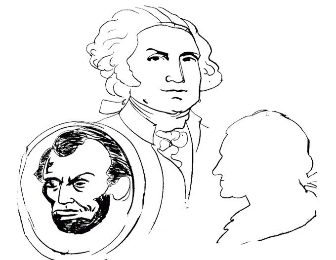 Printable Presidents Day Coloring Pages Kids Coloring Presidents Day Coloring Pages Printable