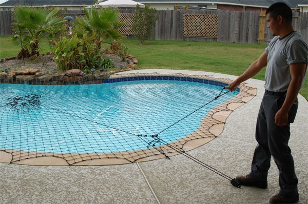 swimming pool safety net Pool Design Pinterest