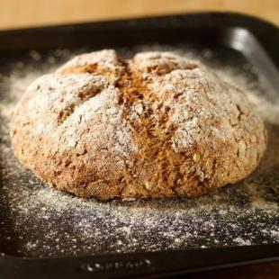 Oatmeal Soda Bread http://www.nationalbakingweek.co.uk/content/oatmeal ...