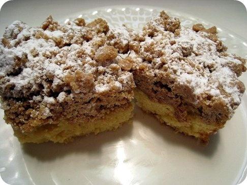 new york crumb cake | dessert recipes | Pinterest