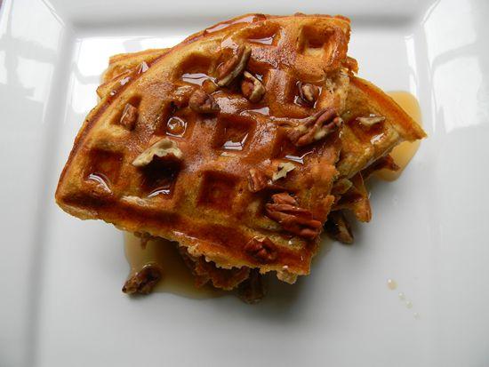 Sweet Potato Waffles | Recipes | Pinterest