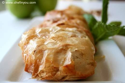 How to make phyllo filo dough tips of the trade pinterest