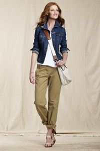 Model Chinos Style Casual Chinos Chinos Outfit Women Chino Pants Women 59