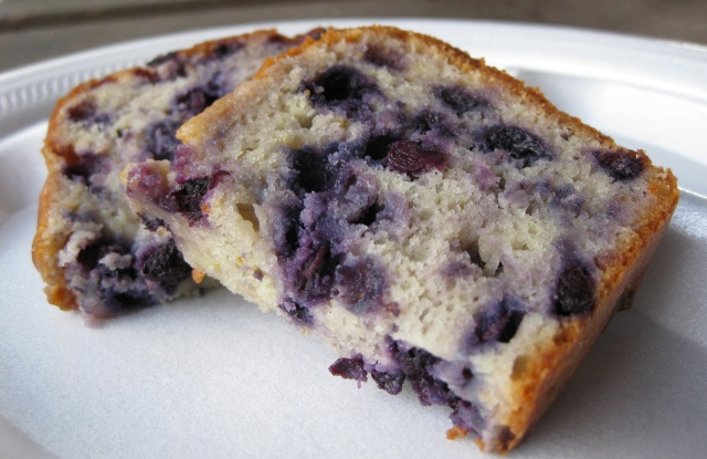 Blueberry Orange Bread | Nice buns (and breads)! | Pinterest