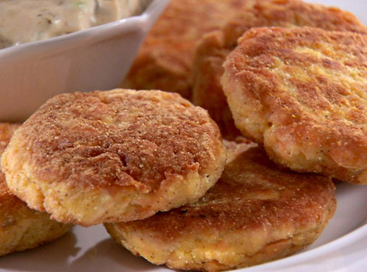 Salmon Patties (these look really good and they're really not diet ...