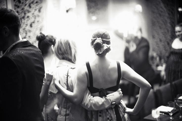 vena cava fashion week // spring fashion 2012