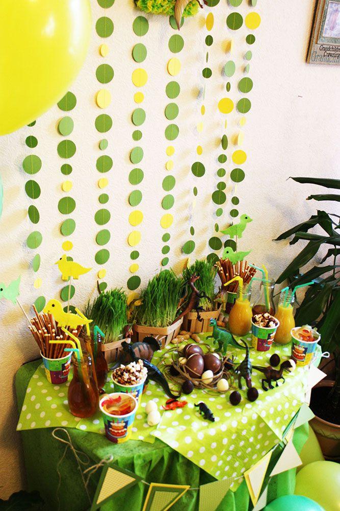 Детские вечеринки для дня рождения