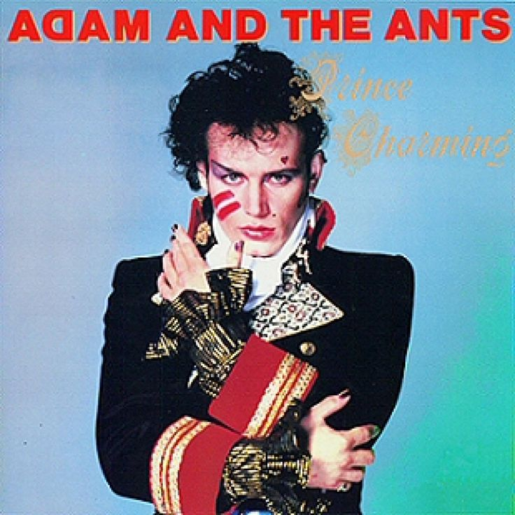 Goody Two Shoes' Adam Ant