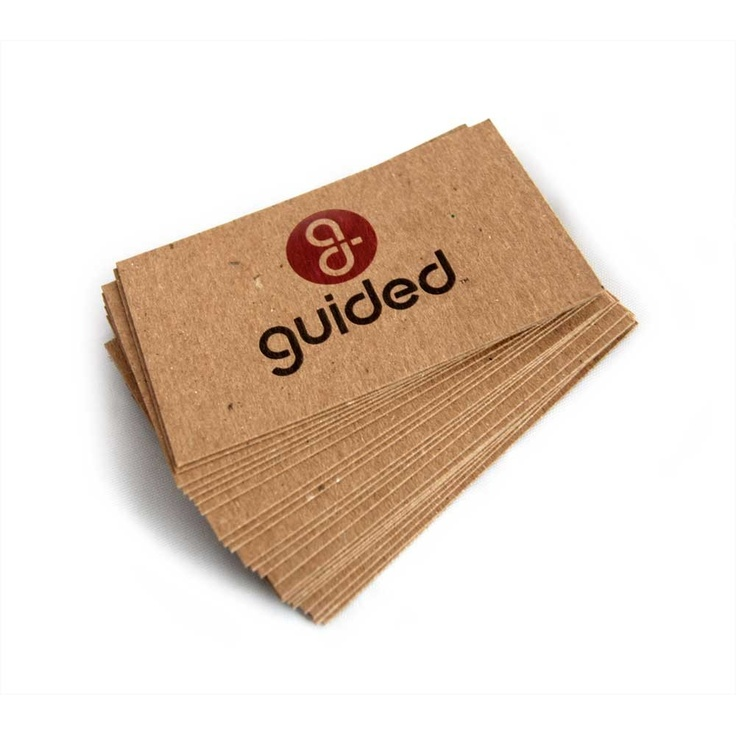 ReSponse Recycled Business Cards Guided Products