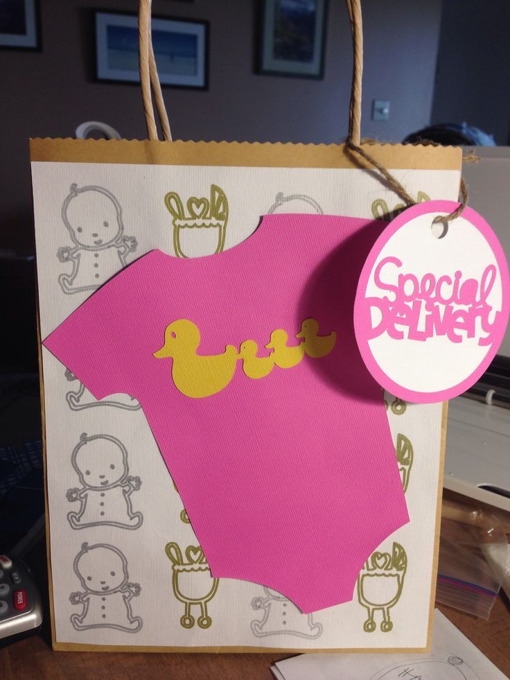 Cricut Vinyl Baby Gift Ideas : Moved permanently