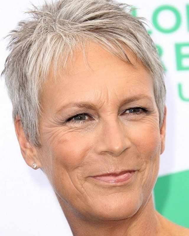 Modern Short Hairstyles for Women Over 50