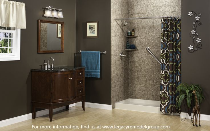 One Day Bathroom Remodel Captivating 2018