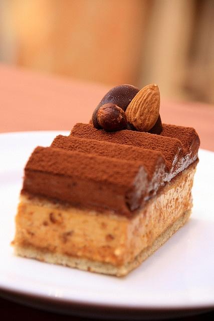 Chocolate Hazelnut Tart | Cheese cakes | Pinterest