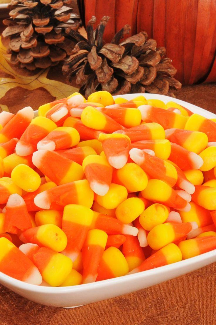 Homemade Candy Corn Dessert Recipe. um amazing. but i don't believe i ...