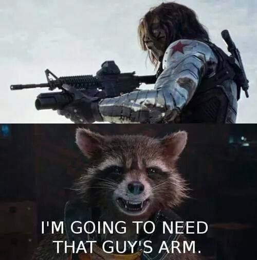 Guardians of the Galaxy meme