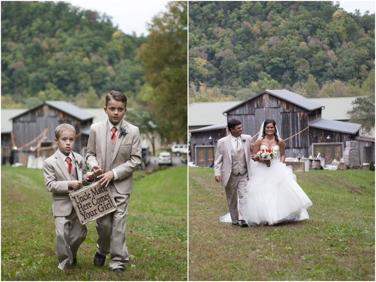 Barn wedding in east tennessee smoky mountains photo by http www