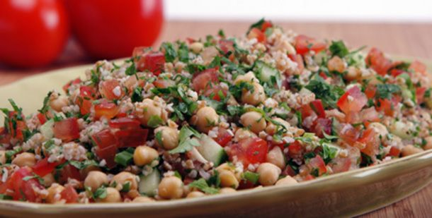 Tabbouleh Salad - Best Recipes Ever | Food | Pinterest